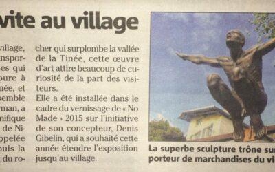 No Made 2015 s'invite au cœur du village